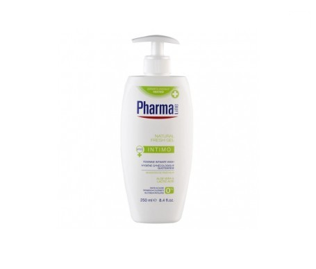 Pharmaline Natural Fresh gel íntimo 250ml