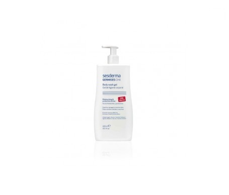 Germises Chx gel corporal 400ml