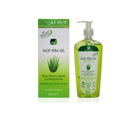 Analine gel aloe vera 300ml