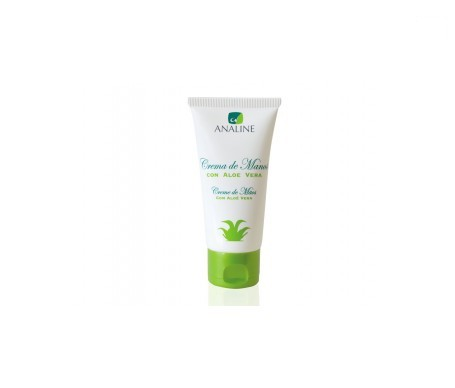Analine crema de manos con aloe vera 50ml