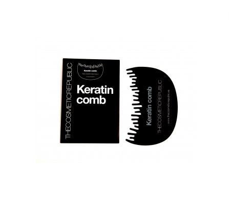 The Cosmetic Republic Keratin Comb 1ud