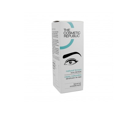 The Cosmetic Republic Keratin Brows caoba 1 kit