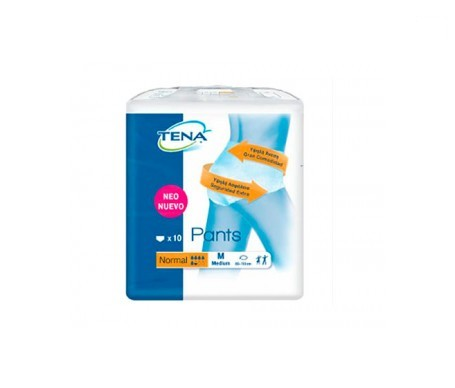 Tena Pants Normal Medium 10uds