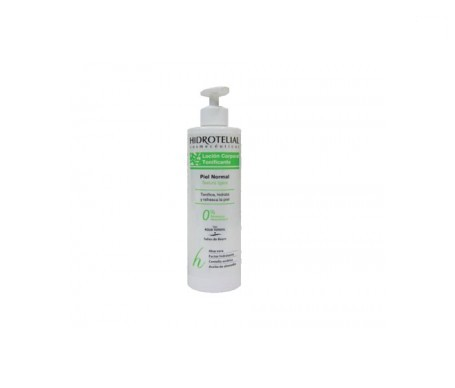 Hidrotelial gel de baño tonificante piel normal 500ml