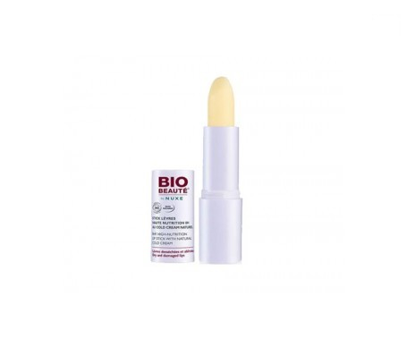 Nuxe Bio Beauté stick labial Cold Cream 4g