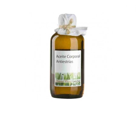 Natural Carol aceite corporal antiestrías 250ml