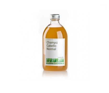 Natural Carol champú lavanda cabello normal 500ml
