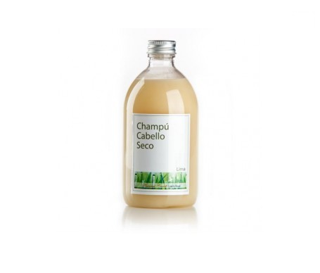 Natural Carol champú lima cabello seco 500ml