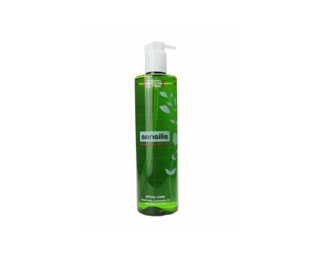 Sensilis Ritual Care gel limpiador 400ml