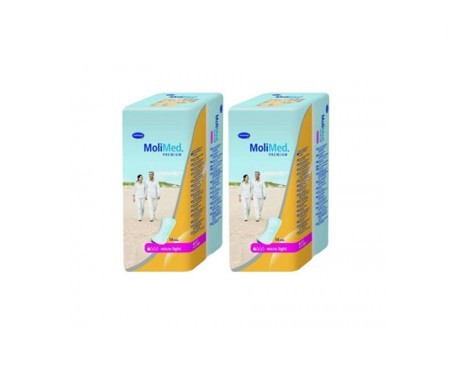 Molimed Micro Light 14uds+14uds