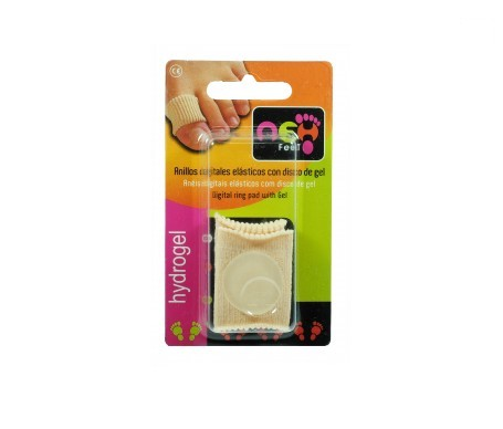 Neh Feet anillos digitales con gel T-P 2uds