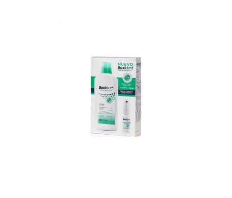 Bexident® Fresh Breath colutorio 500ml + spray 15ml