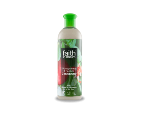 Faith In Nature acondicionador granada y rooibos 250ml