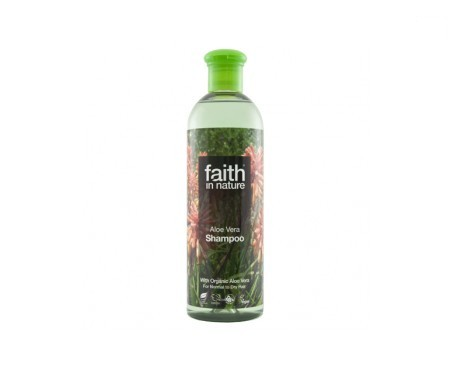 Faith In Nature champú de aloe vera 250ml