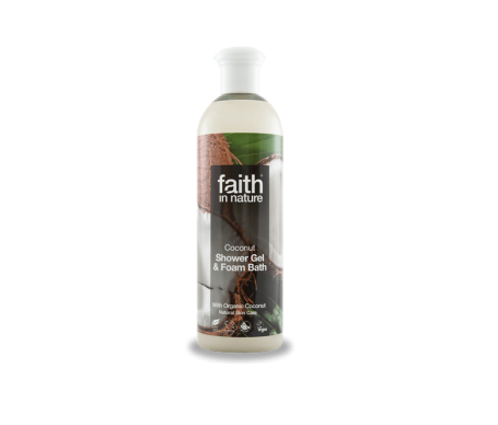 Faith In Nature gel ducha de coco 250ml