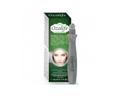 Ozolife sérum unisex contorno de ojos roll-on 15ml