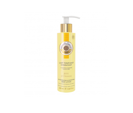 Roger&Gallet Bois d'Orange leche fundente 200ml