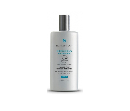 Skinceuticals Sheer Mineral SPF50+ 50ml