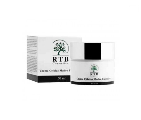 RTB Cosmetics crema de células madre exclusive 50ml