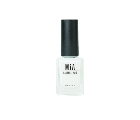 Mia Laurens Paris Frost White esmalte de uñas 11ml