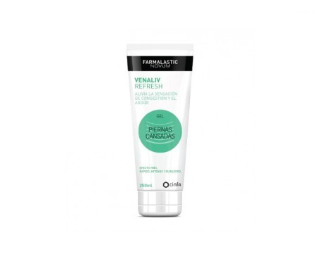 Farmalastic Venaliv Fresh gel piernas cansadas 250ml