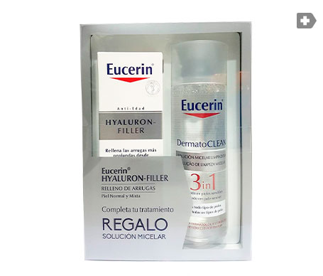 Eucerin® Hyaluron Filler día piel normal/mixta 50ml + OBSEQUIO