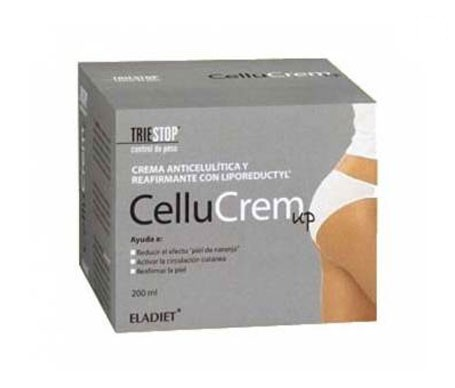 Triestop Anticelulitico Crema Cellucrem 200ml