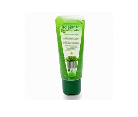 Ib Cosmetics Gel Relajante Muscular Con Aloe Vera 120ml