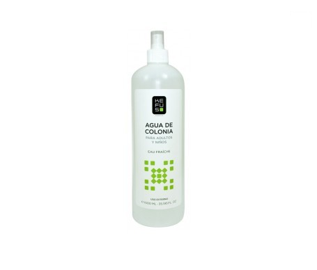 Kefus Agua De Colonia 1000 Ml