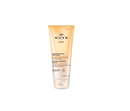 Nuxe Sun champú-gel aftersun 200ml