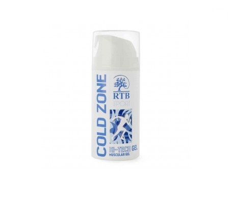 RTB Sport Cold Zone gel frío 100ml