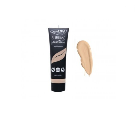 Purobio maquillaje fluido sublime neutro 03 30ml