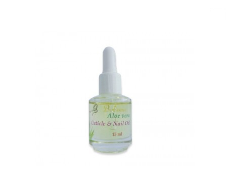 Bohema Cuticle And Nail Oil Aloe Vera 15ml