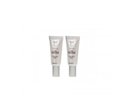 ROC® PRO-CALM crema calmante extra-reconfortante 40ml+40ml