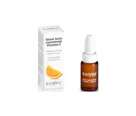 Soivre sérum vitamina C 30ml