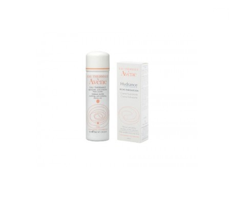 Avène Hydrance Optimale enriquecida 40ml + agua termal 50ml