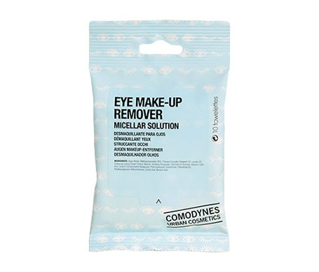 Comodynes Eye Make-up Remover 10uds