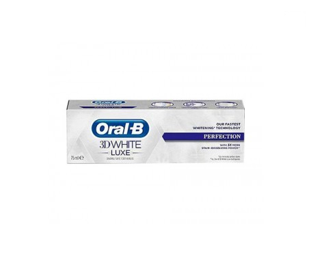Oral-B 3D White Luxe Perfección pasta 75ml
