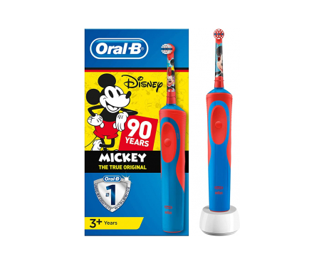 Oral-B Stages Power Kids Mickey cepillo eléctrico recargable 1ud