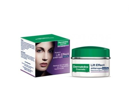Dermatoline Lift Effect antiarrugas noche 50ml