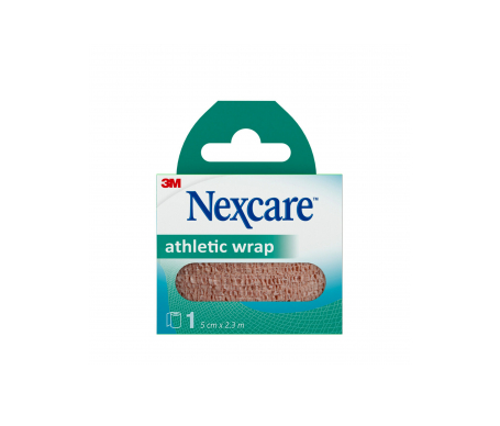 Nexcare® venda cohesiva color piel 2,5mx5cm