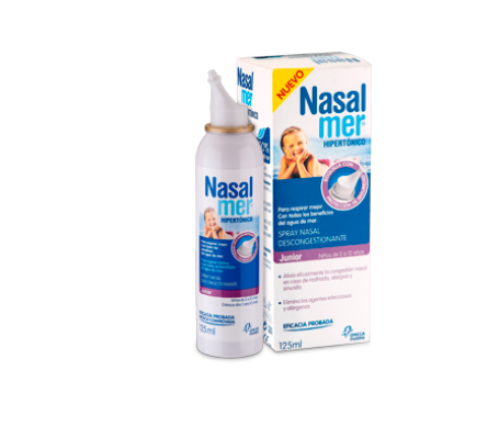 Nasalmer® spray nasal hipertónico junior 125ml
