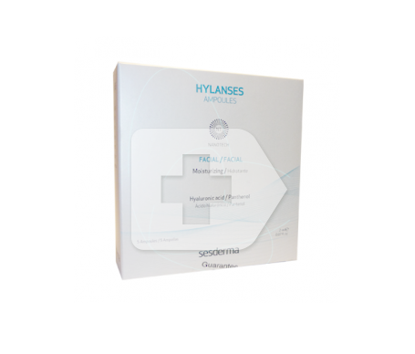 Hylanses 5 ampollas x 2ml
