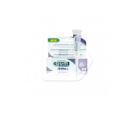 GUM® Ortho gel 10ml