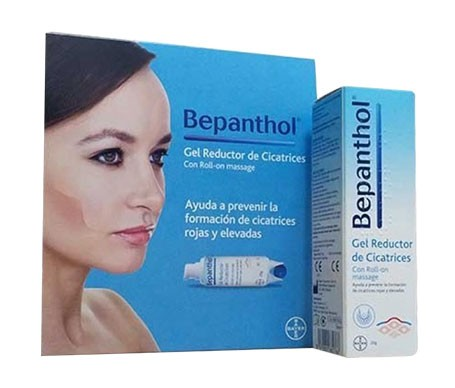 Bepanthol® gel reductor de cicatrices 20g