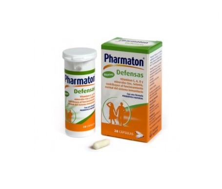 Vitaminas para las defensas - Vitaminas defensas -Reforzar