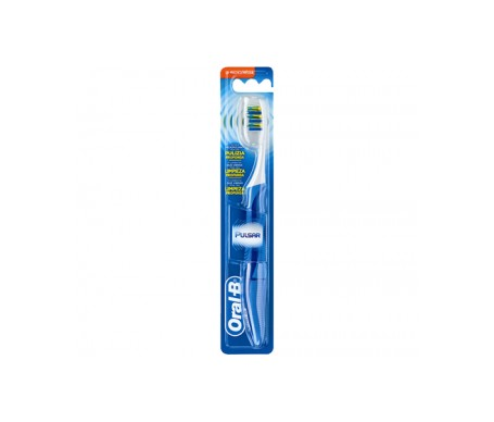 Oral-B Pulsar 35 cepillo dental medio 1ud