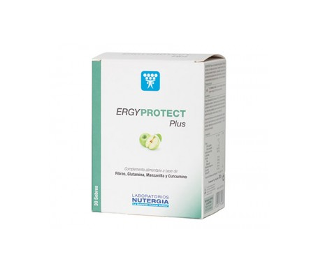 Nutergia Ergyprotect Plus 60 Caps