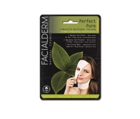 Facialderm Perfect Pure mascarilla 30ml