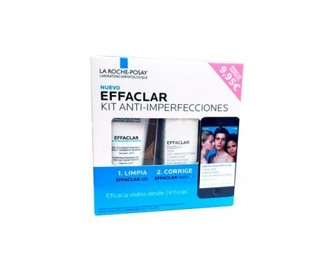 La Roche Posay Effaclar Kit anti-imperfecciones